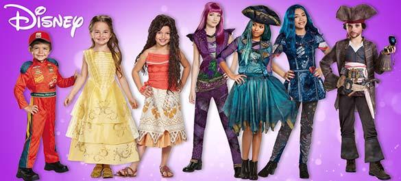 Halloween Costumes - Disney