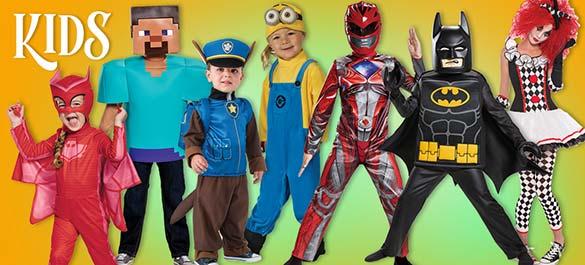 Halloween Costumes - Kids