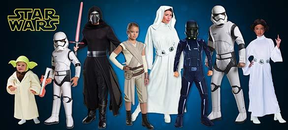 Halloween Costumes - Star Wars